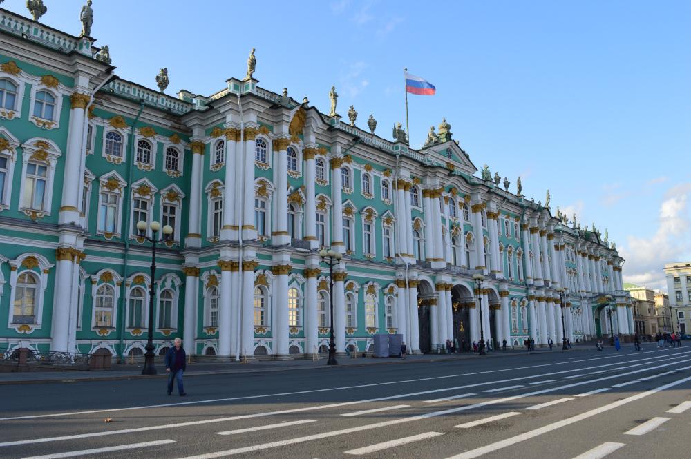 Museo Heritage, uno de los más grandes del mundo