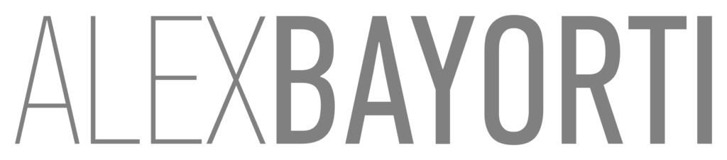 Alex Bayorti Inicio