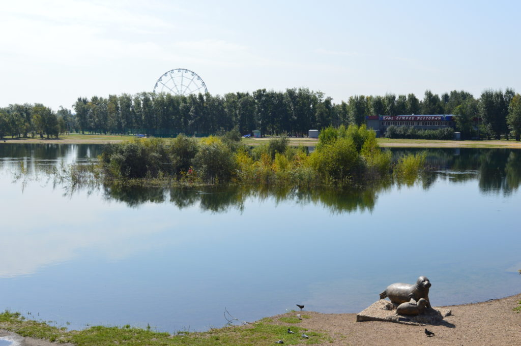 Lago de Irkutsk