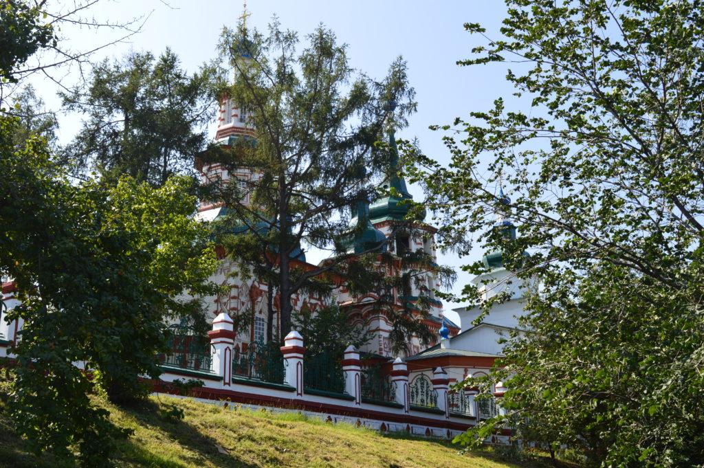 Catedral de Irkutsk