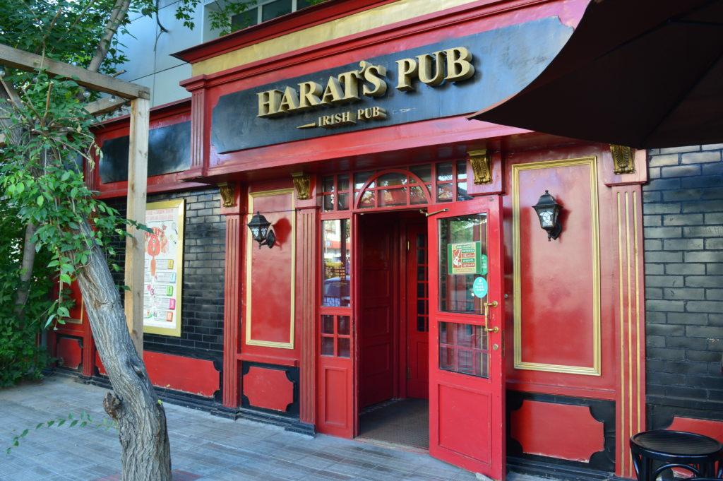 Irish Pub en Ulán Udé,