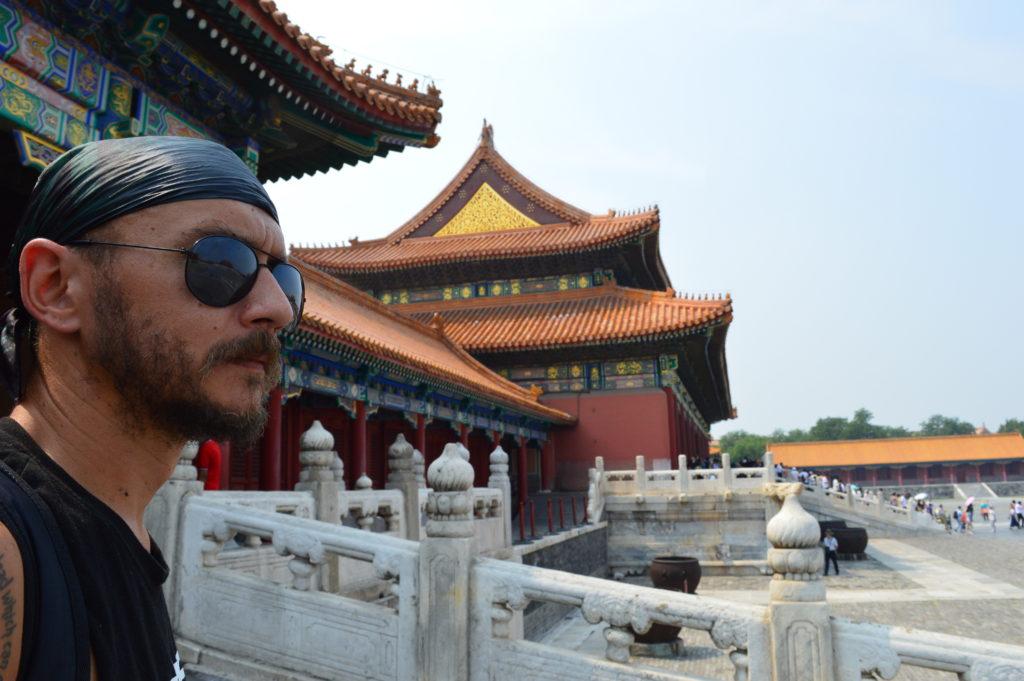 Pekín en el transmongoliano
