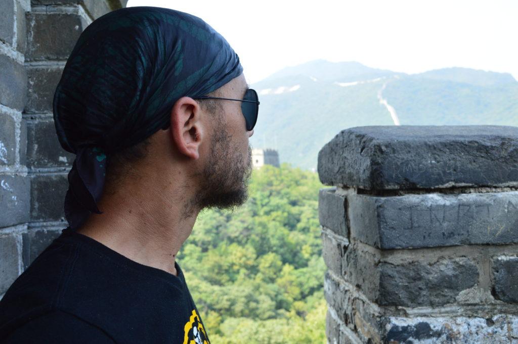 Muralla China en el transmongoliano
